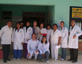 Team im Krankenhaus