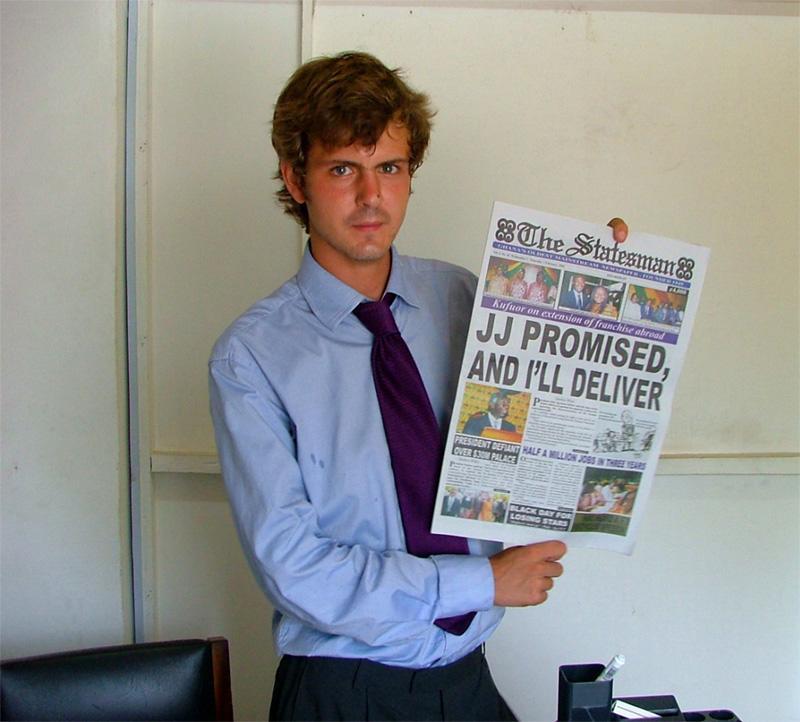 Journalismus - Praktikum