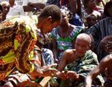 Besuch auf dem Land im Menschenrechts - Projekt