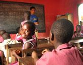 Schule in Cape Coast