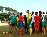 Freiwillige im Sport - Projekt