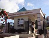 Mandeville Regional Krankenhaus