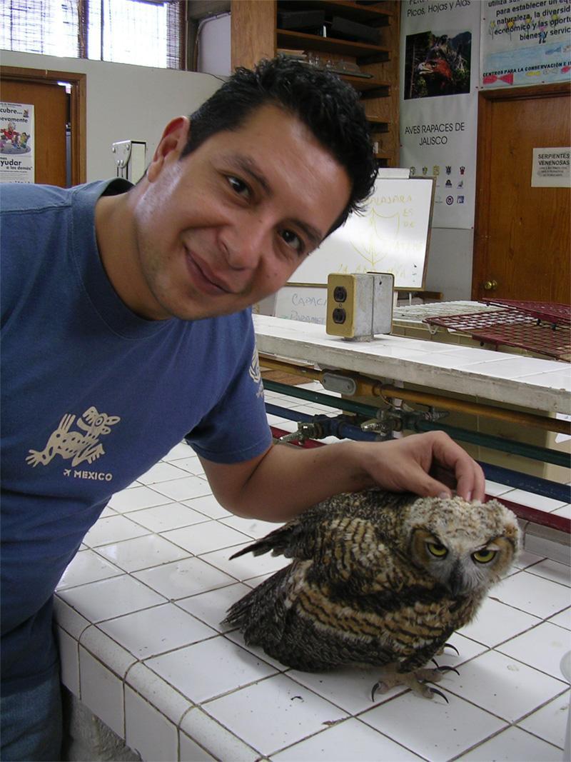 Im Tierheim in Guadalajara