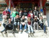 Auf Reisen in der Mongolei