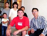 Gastfamilie in der Mongolei