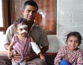 Heim für unterernährte Kinder