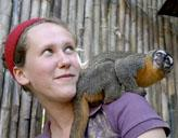 Freiwillige im Regenwald - Projekt