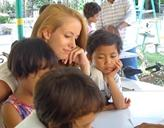 Freiwilligenarbeit unterrichten