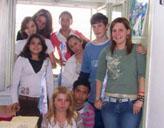 Freiwillige im Unterrichts - Projekt