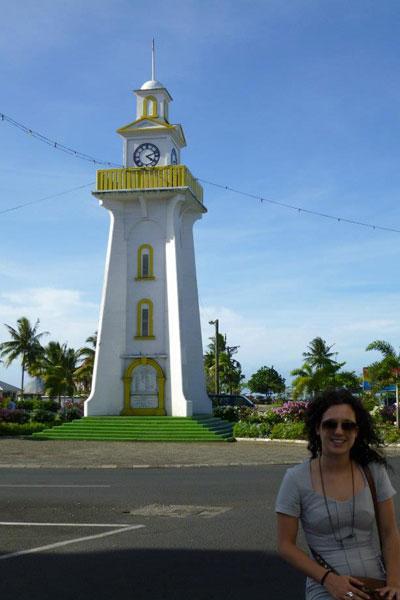 In Apia