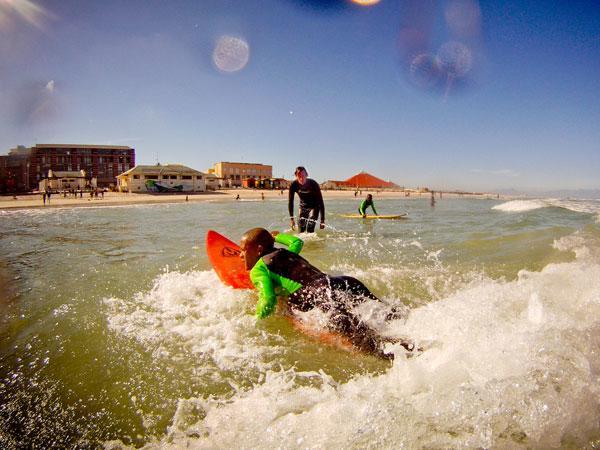 Surf - Projekt