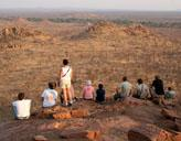Naturschutz - Projekt im Nationalpark