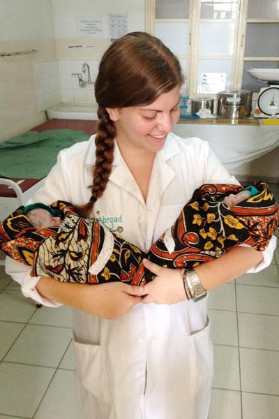 Geburtenstation
