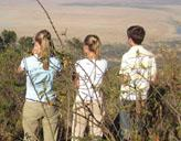 Freiwillige in Tansania