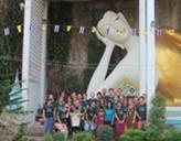 Gruppenausflug in Thailand
