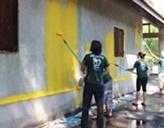 Malertag im Naturschutz - Projekt in Ao Nang