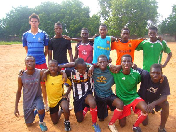 Fußball Team