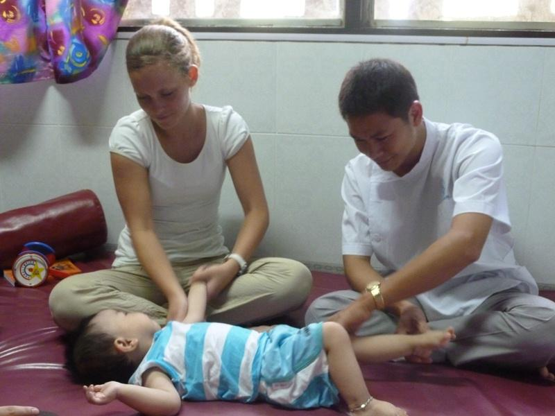 Physiotherapie im Krankenhaus
