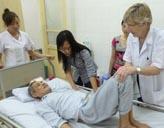 Arbeiten im Krankenhaus