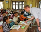 Unterrichten in Vietnam