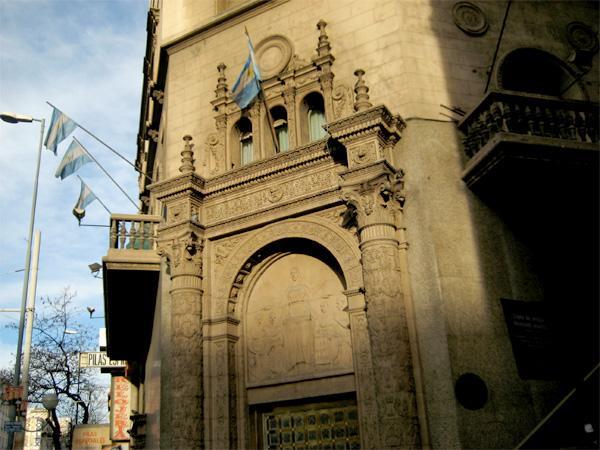 Bygning i Cordoba