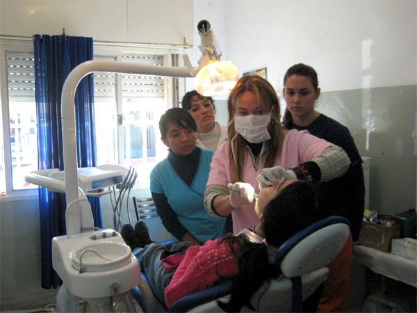 Praktikophold som tandlæge i Argentina