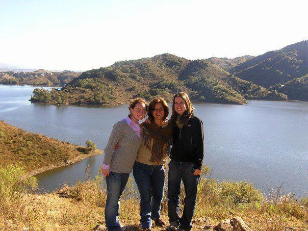 Frivillige der rejser rundt i Argentina