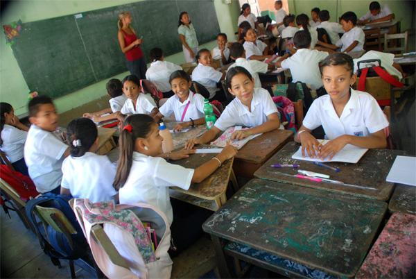 Frivillig lærer i Costa Rica