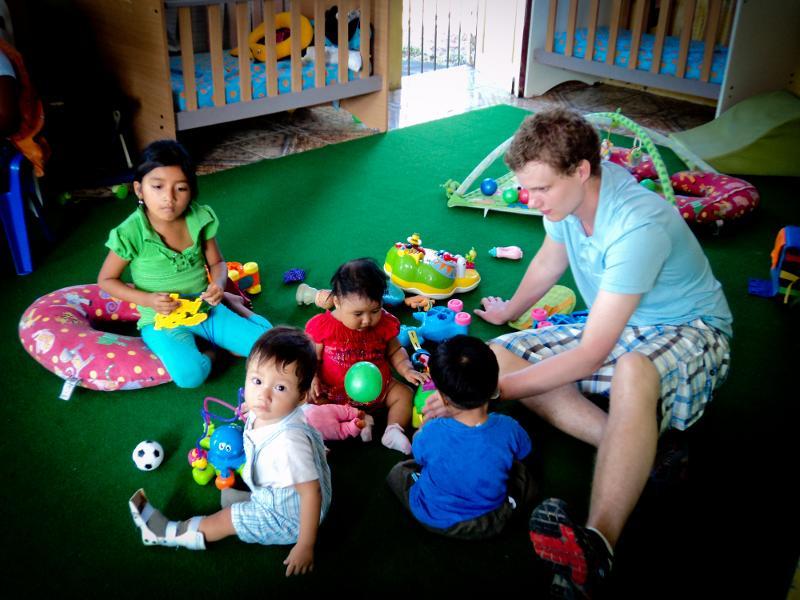 Humanitært arbejde Galapagos