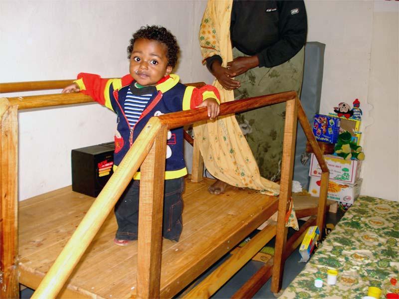 Fysioterapi i Etiopien