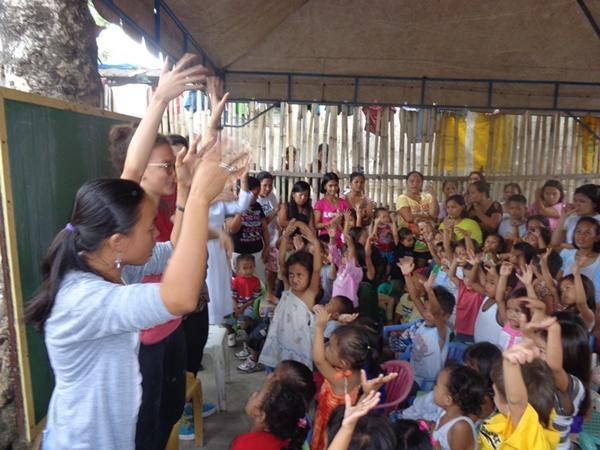 Undervisning i Filippinerne