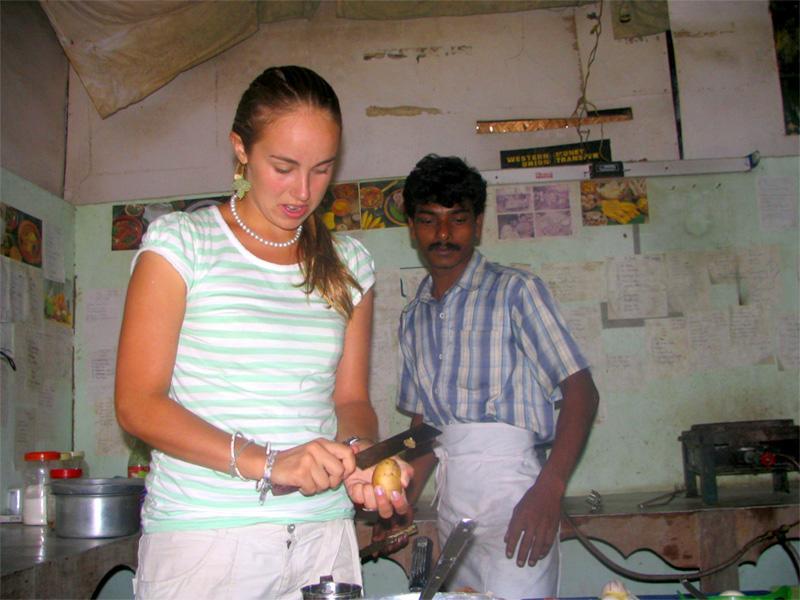 Madlavning i Indien