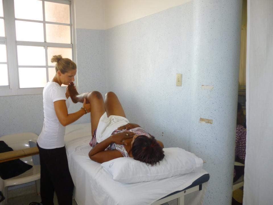 Fysioterapi på Jamaica