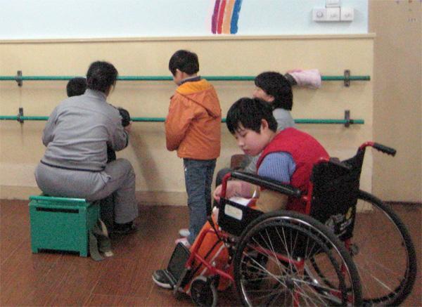 Humanitært arbejde i Kina