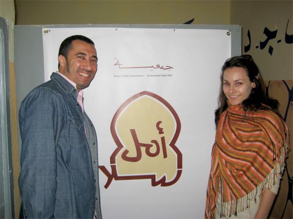 Frivillig på undervisningsprojekt i Marokko