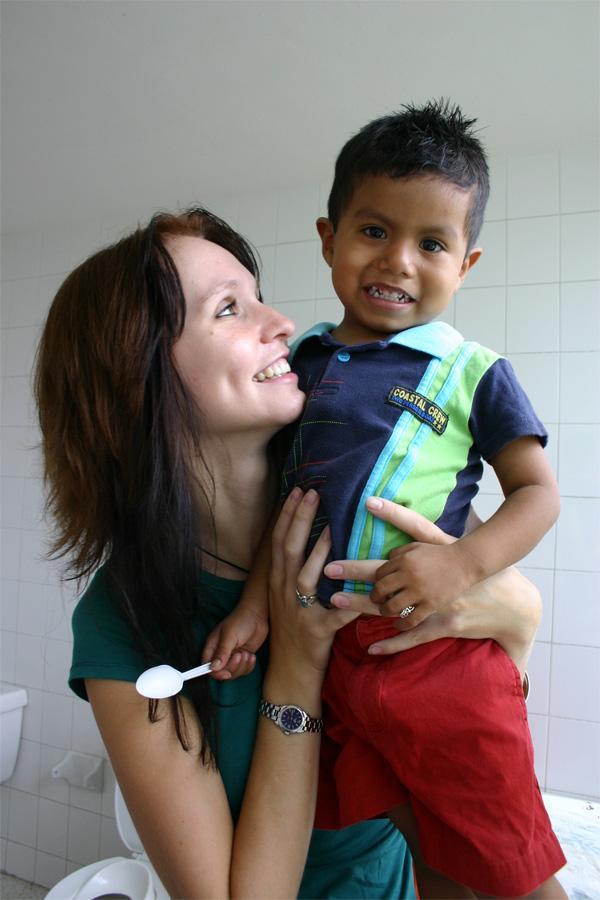 Humanitært arbejde i Mexico