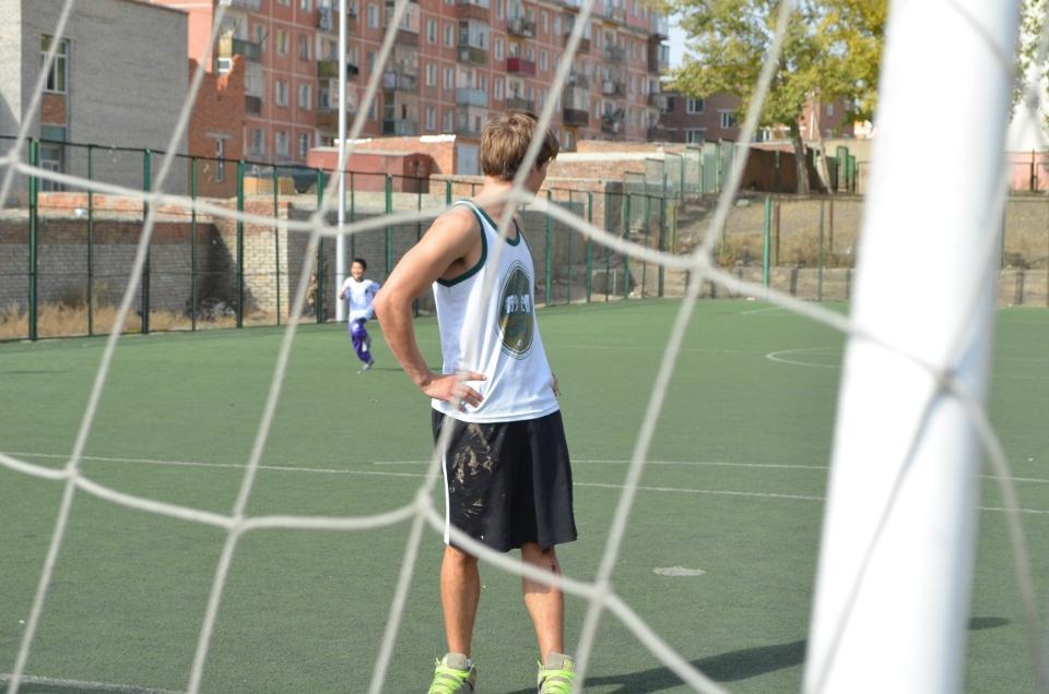 Ulandsfrivillig på sportsprojekt i Mongoliet