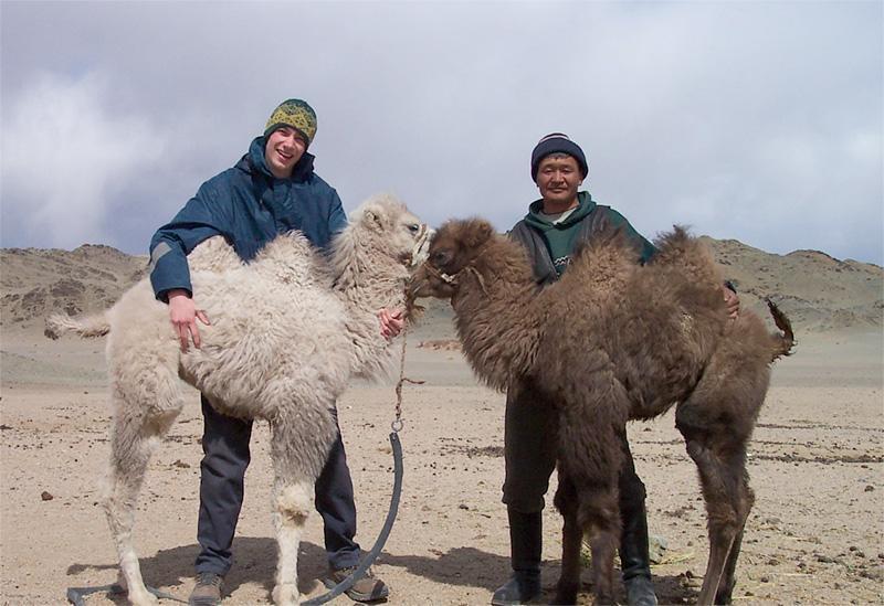 Frivillig på nomadeprojekt i Mongoliet