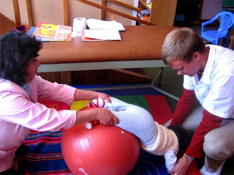 Praktikant på Medicin & Sundhedsprojekt i Cusco