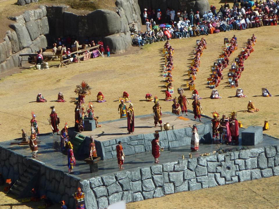 Peruviansk festival