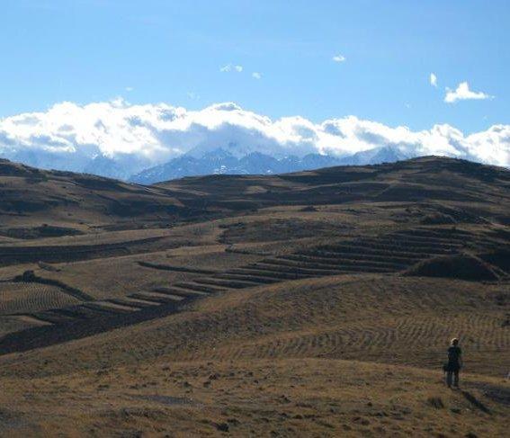 Ulandsfrivillig på weekendtur i Peru