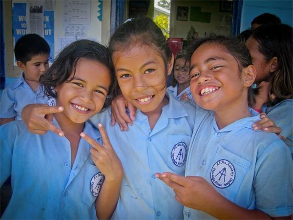 Samoanske elever