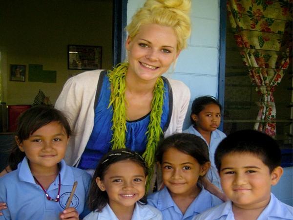 Undervisning i Samoa