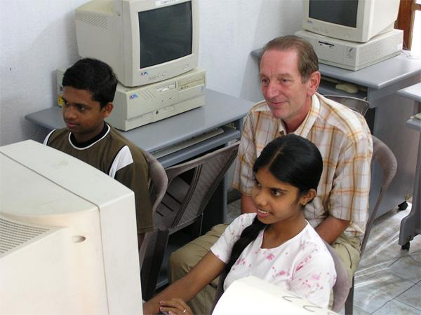 Frivillig på IT projekt i Sri Lanka