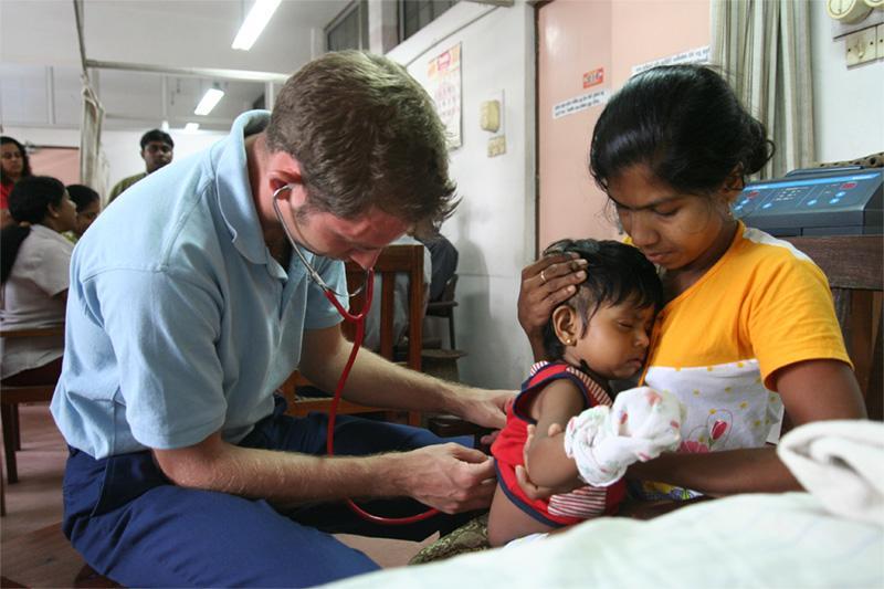Frivillig på Medicin & Sundhedsprojekt i Sri Lanka
