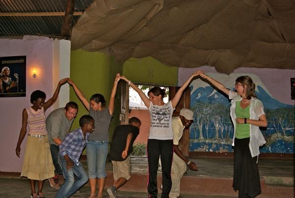 Humanitært arbejde og undervisning i Tanzania