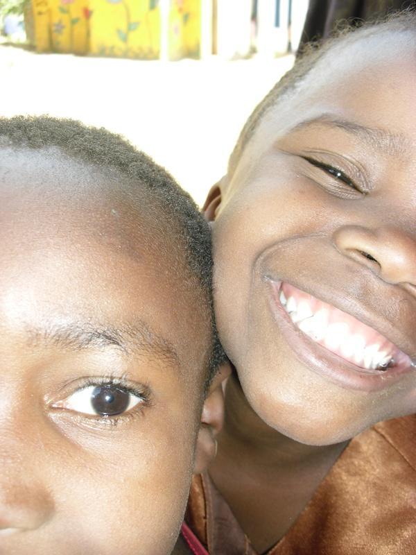 Tanzanianske børn
