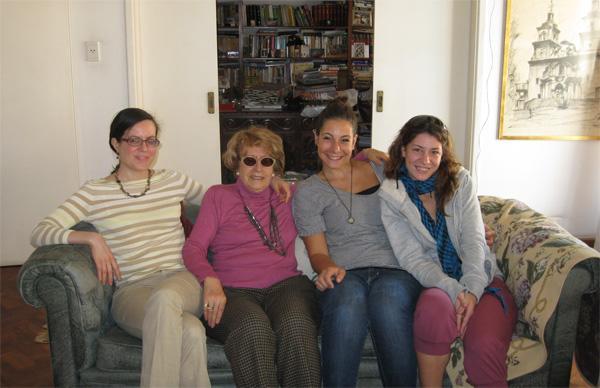 Argentina host family