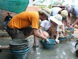 Volunteer on Khmer Project