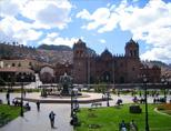 Plaza in Cusco